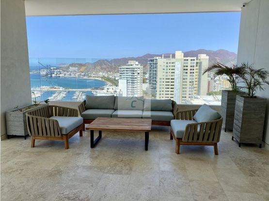 venta apartamento bellavista santa marta