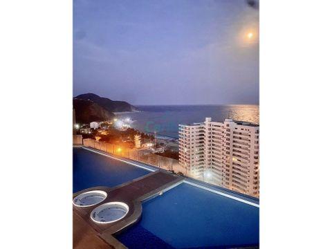 venta apartamento bellavista playa los cocos santa marta