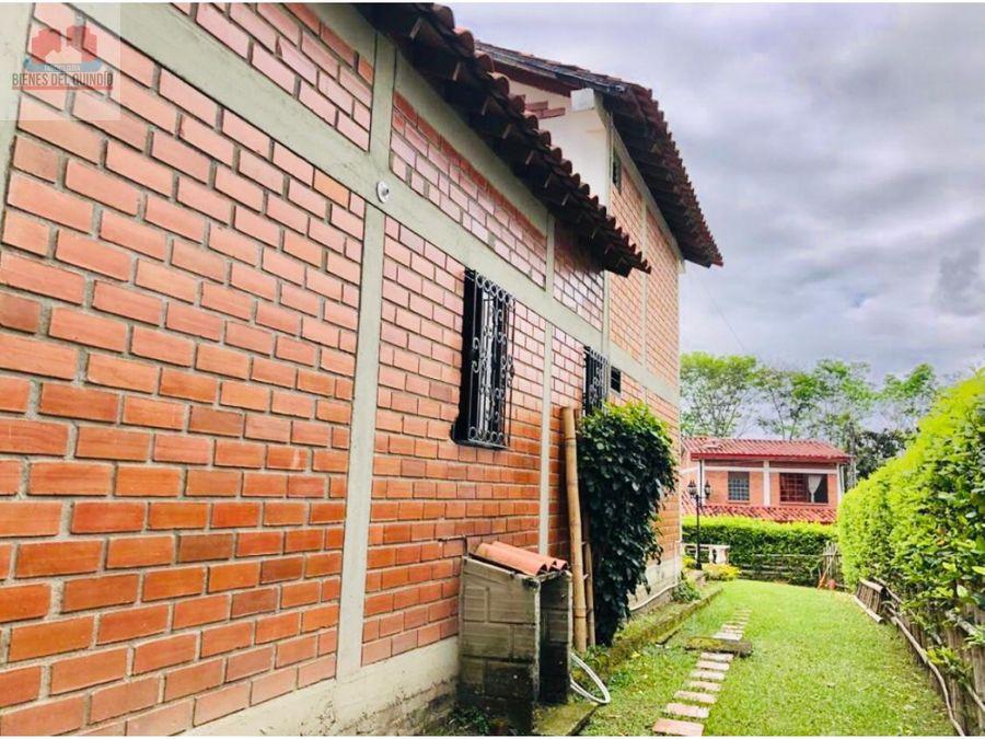 se vende casa campestre pereira risaralda colombia