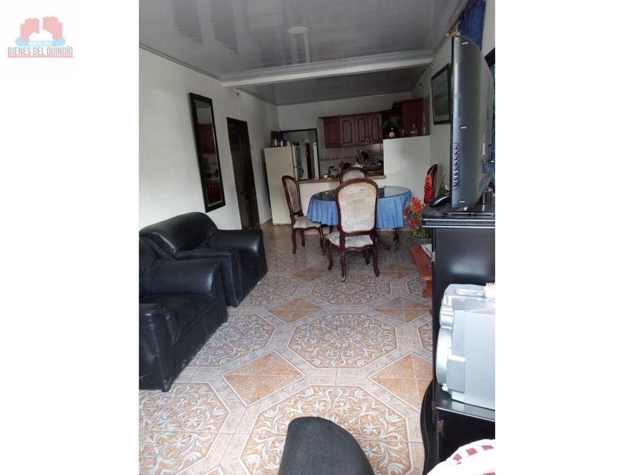 se vende casa en el occidente de montenegro quindio colombia