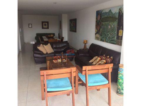 apartamento para la venta en quimbaya