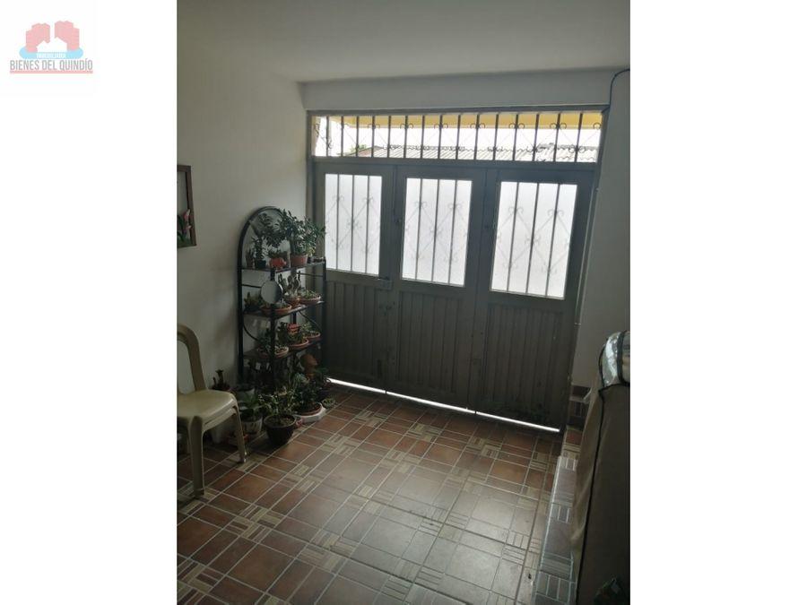 se vende casa bifamiliar en tebaida quindio colombia
