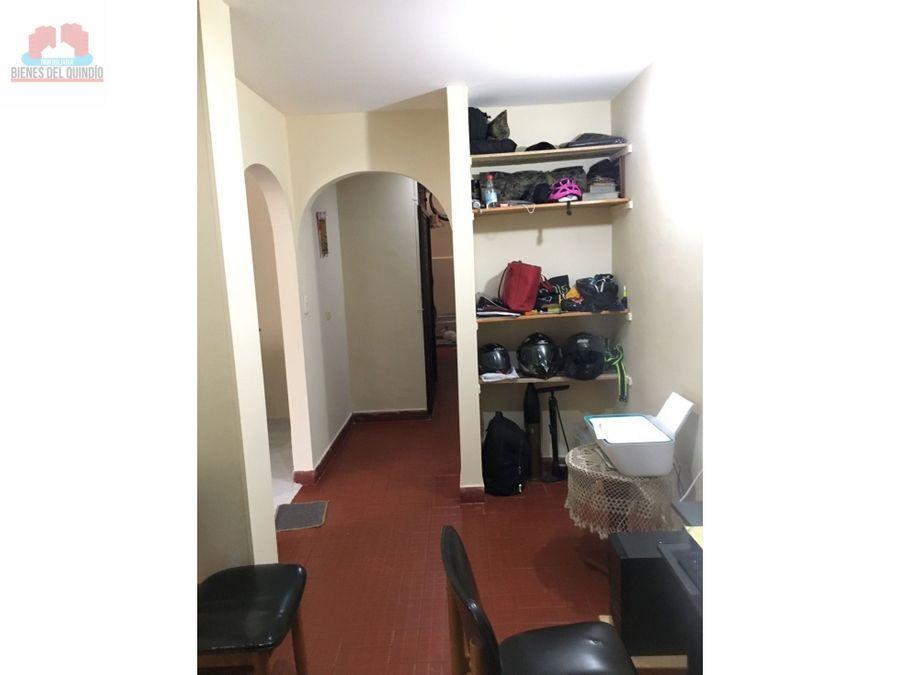 se vende apartamento en el barrio galan de armenia