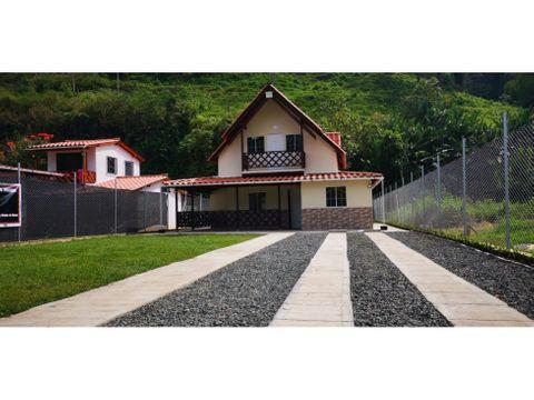 casa campestre para la venta via pereira
