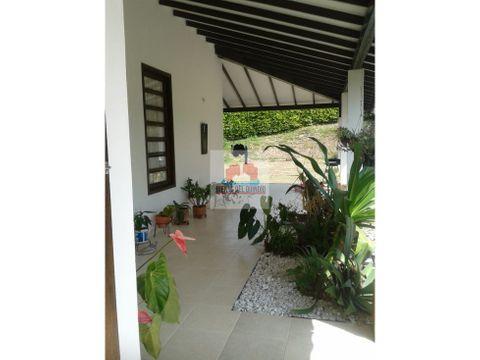 casa campestre para la venta via barcelona q