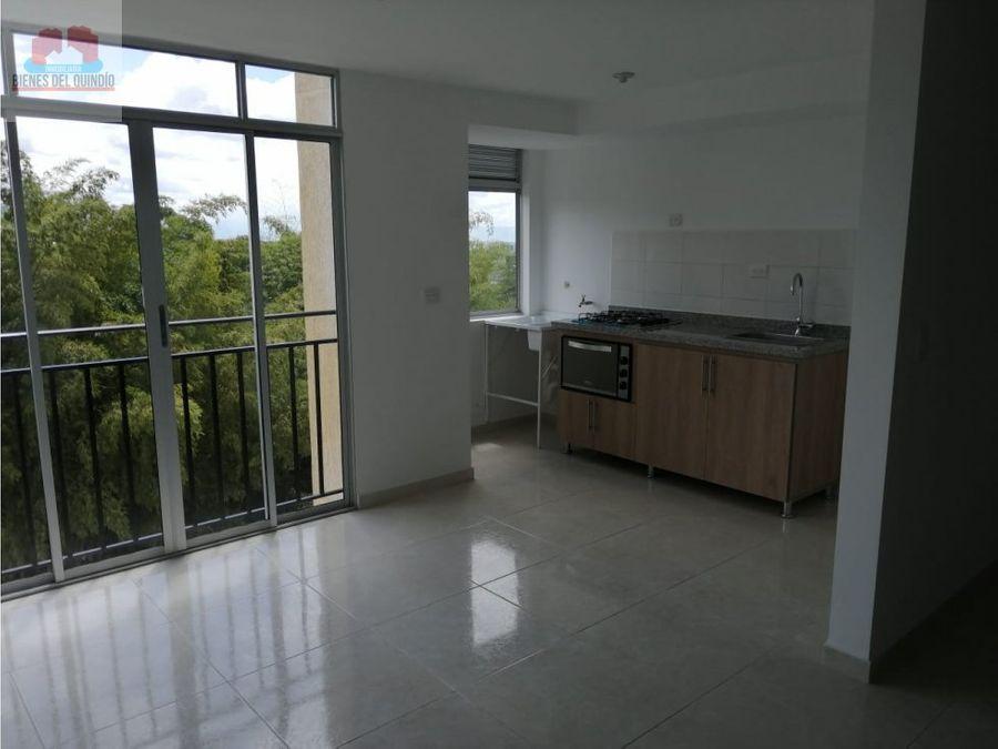 se vende apartamento en el occidente de armenia quindio colombia