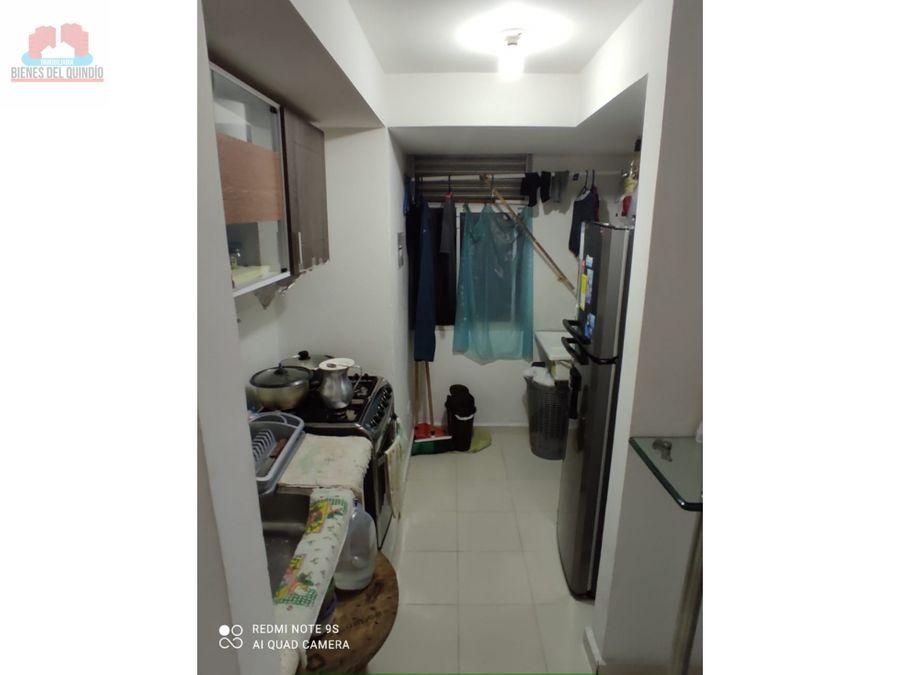 se vende apartamento en puerto espejo armenia quindio