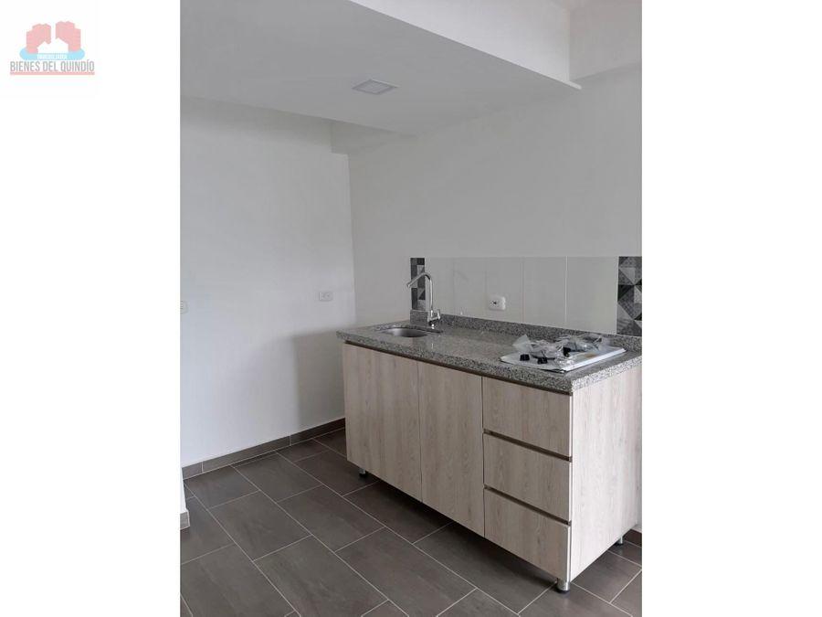 se vende apartamento en el norte armenia quindio