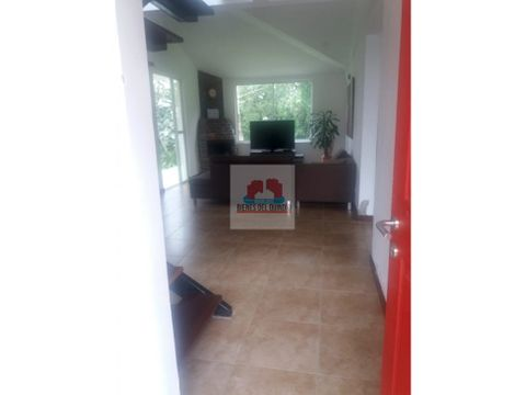 casa campestre para la venta via circasia q