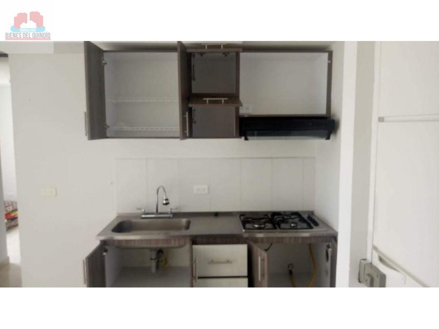 se vende apartamento en armenia quindio colombia