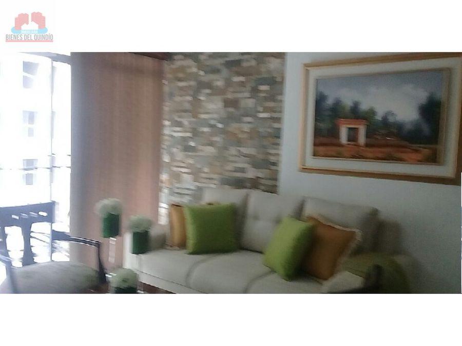 se vende apartamento en quindio colombia