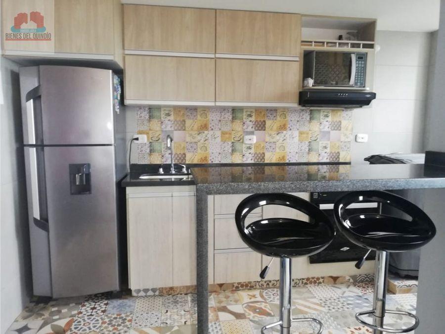 se vende apartamento en el occidente de armenia colombia