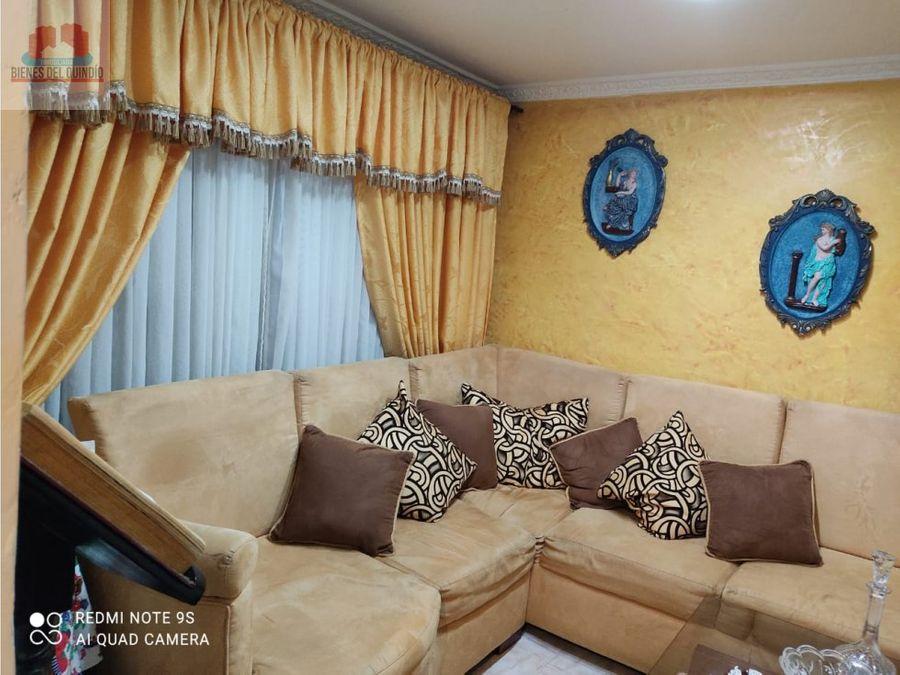 se vende casa en el occidente de armenia quindio colombia