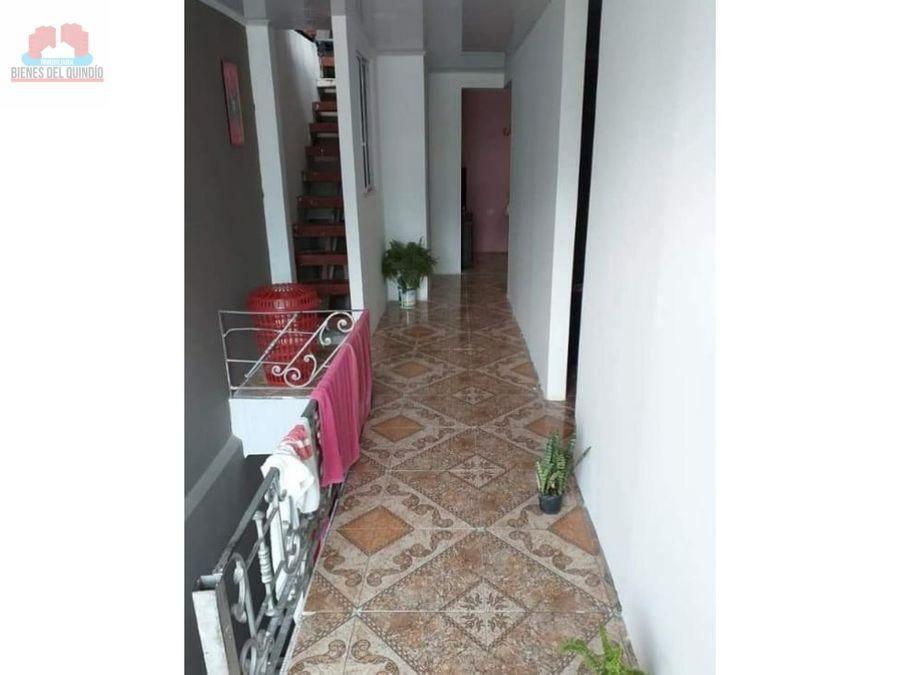 se vende casa en la salida de armenia montenegro quindio colombia