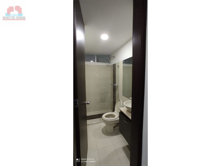 se vende apartamento en el norte de armenia quindio