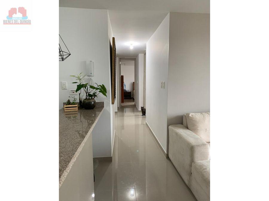 se vende apartamento en el norte armenia quindio colombia