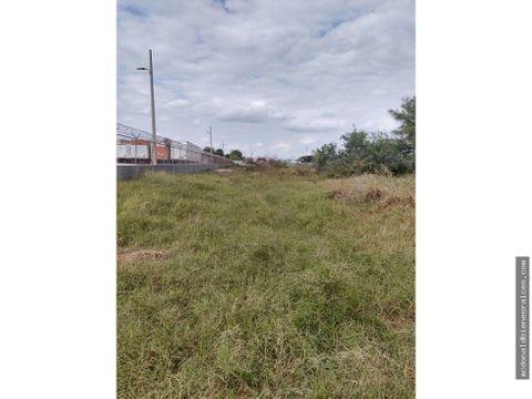 terreno industrial en parque industrial reynosa sur en reynosa