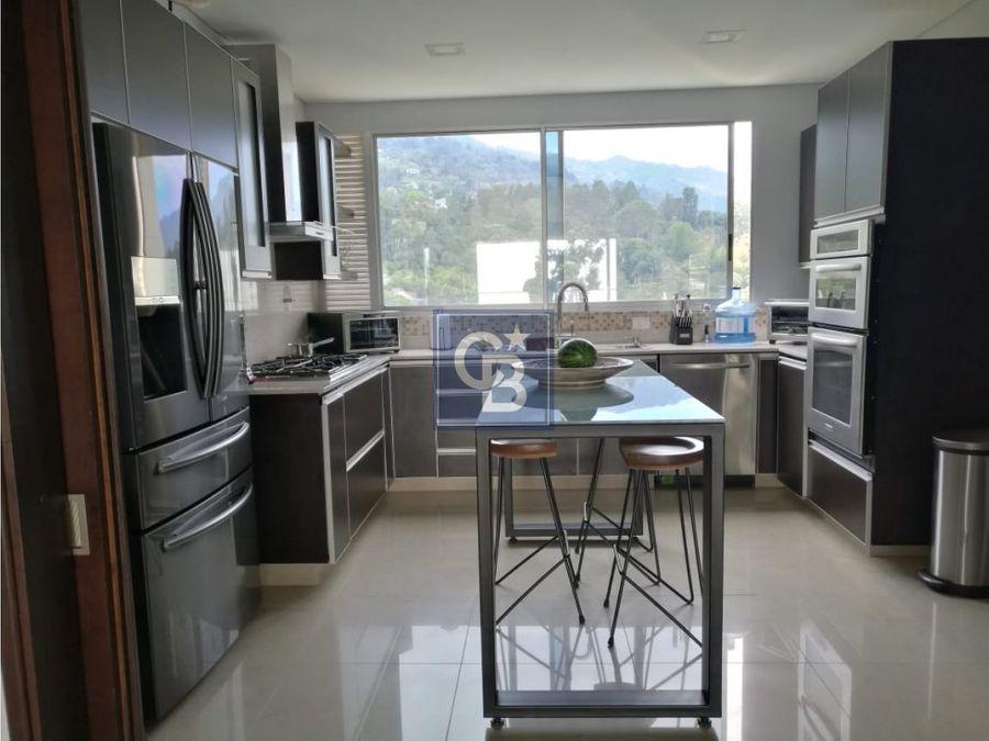589923p venta de apartamento poblado tesoro