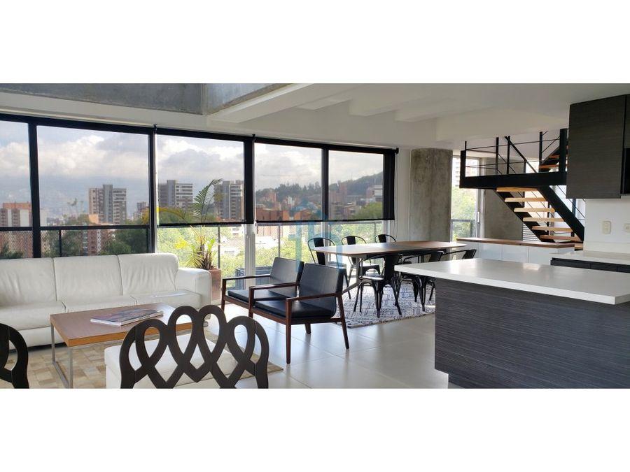 3702297ca venta de penthouse en el poblado medellin