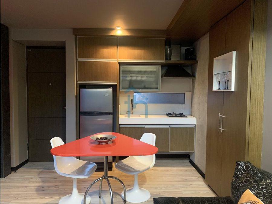 3916504ag alquiler de apartamento amoblado en el poblado medellin
