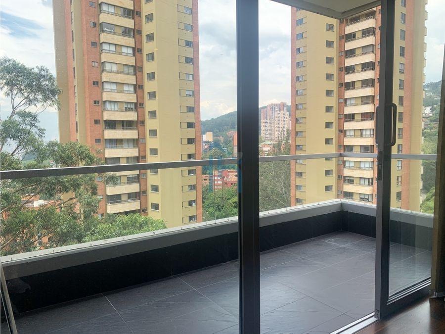 3728300sf venta de apartamento en el poblado medellin