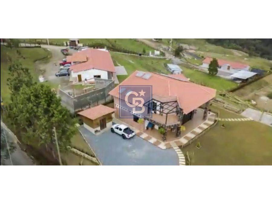 1244092vb venta casa campestre envigado