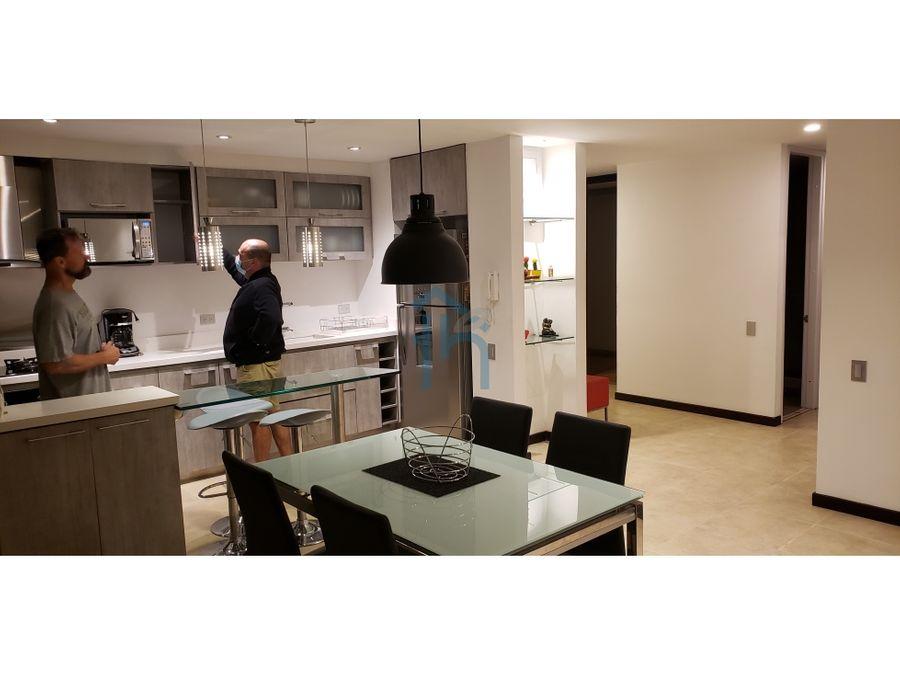 2767266ca apartamento amoblado poblado lalinde