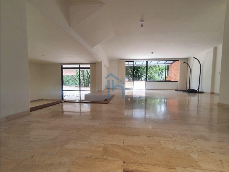 3759563sf venta de apartamento en el poblado medellin