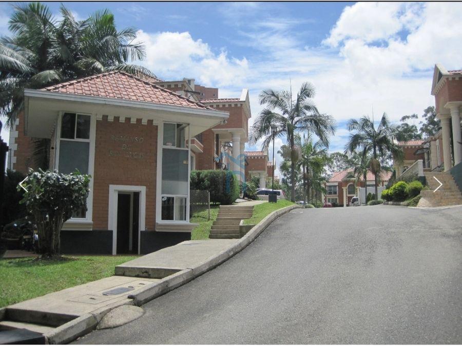 4543023ma venta de casa en san lucas medellin