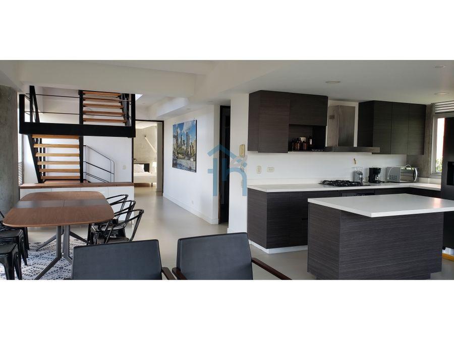 62737ca venta de penthouse en el poblado medellin