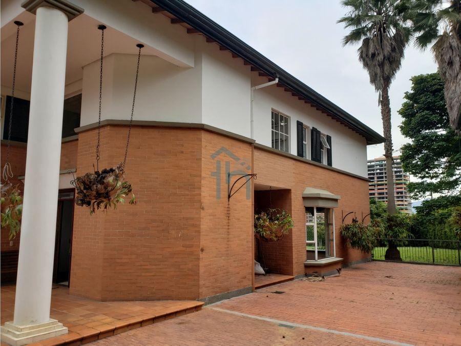 2712957ca arriendo casa campestre sector poblado chuscalito