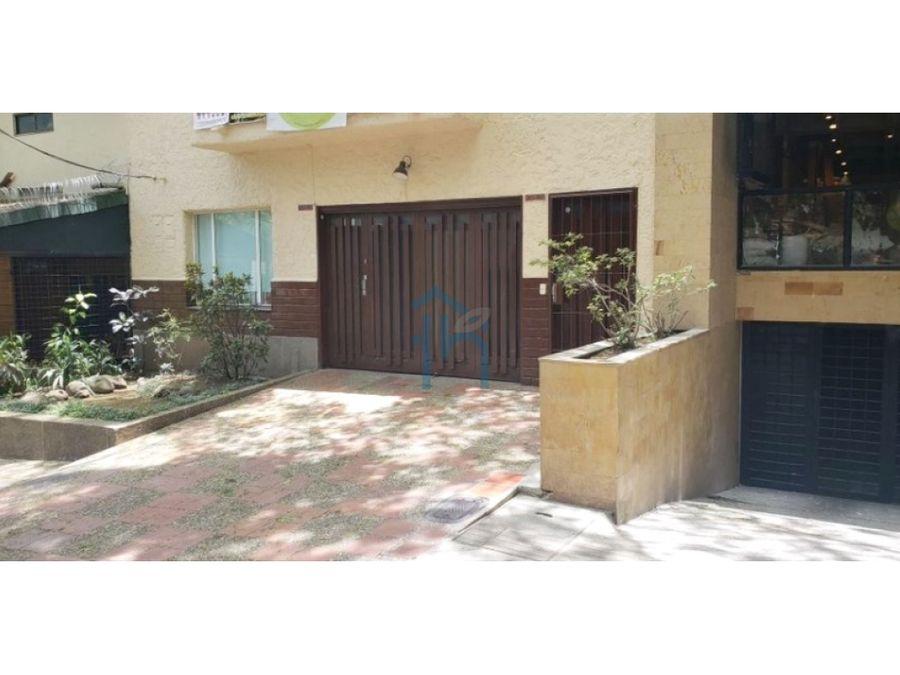 846504ca alquiler de casa comercial en el poblado medellin