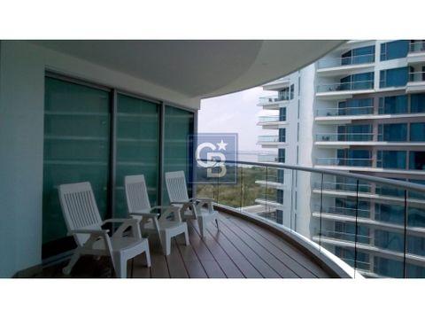 1283752p venta apartamento amoblado cartagena