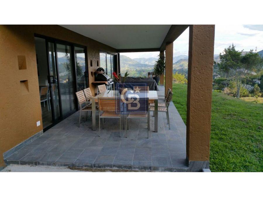 2574396ca venta casa campestre en llanogrande