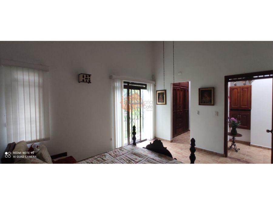 venta casa campestre sur armenia quindio cod 3783682