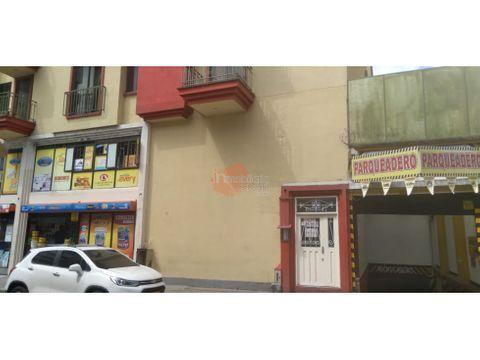se renta apartaestudio en el centro de armenia quindio