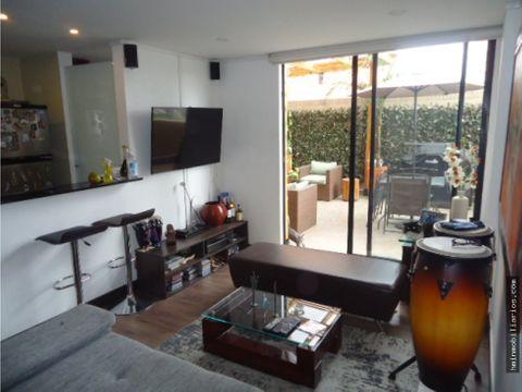 venta apartamento exterior 2 habitaciones terraza cedritos