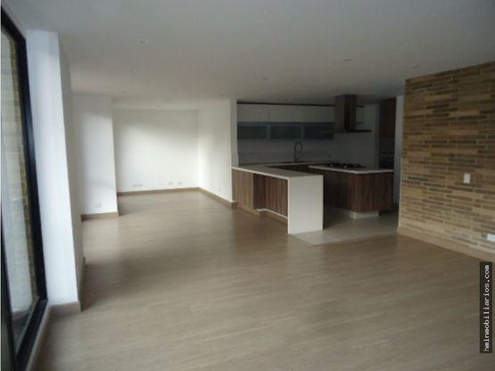 apartamento en ciudad salitre 3 habitaciones