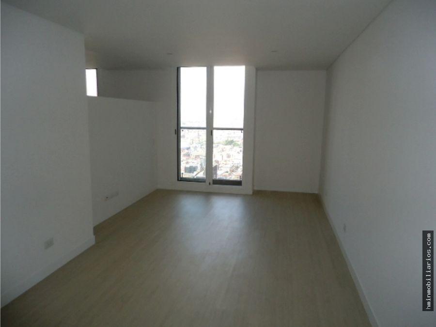 apartaestudio cerca de la universidad de los andes piso 36