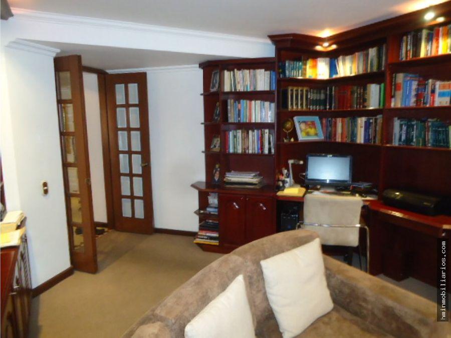 venta apartamento exterior 4 habitaciones chico norte iii sector