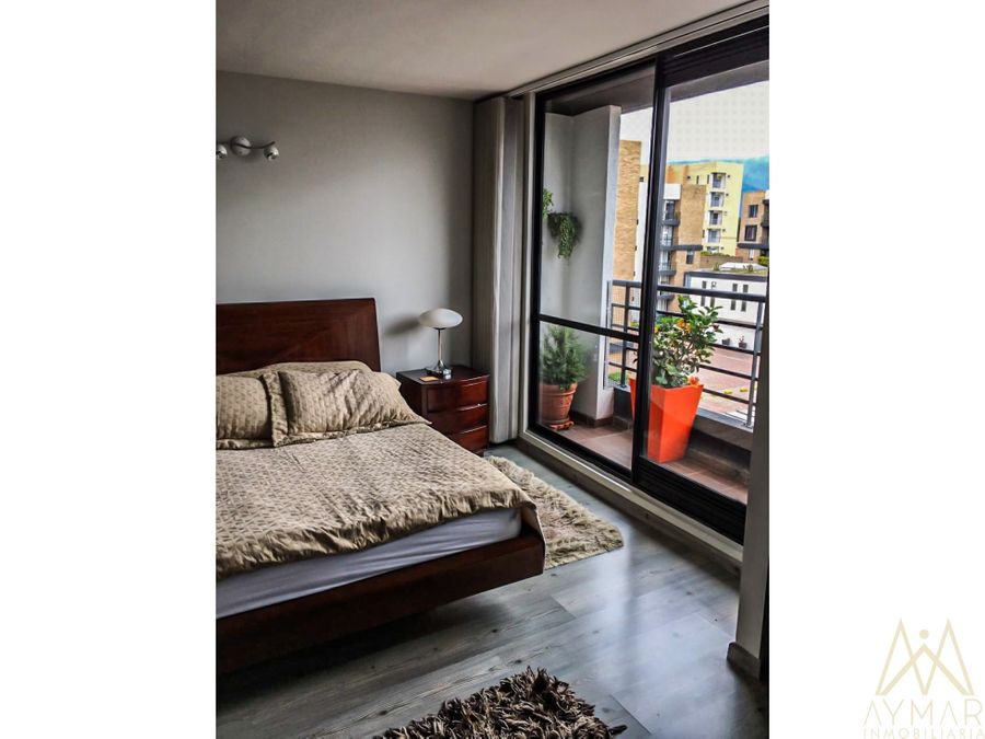 apartamento para la venta cajica cundinamarca