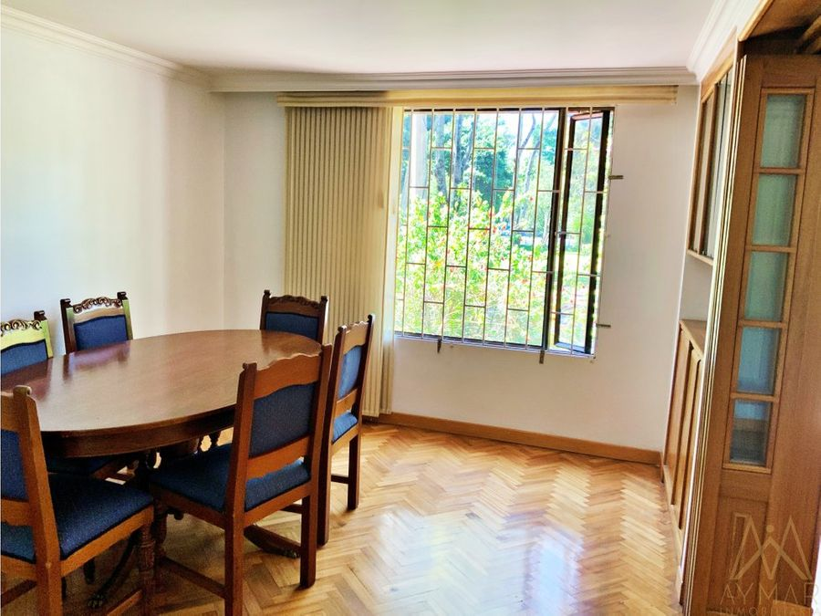 apartamento para la venta usaquen bogota