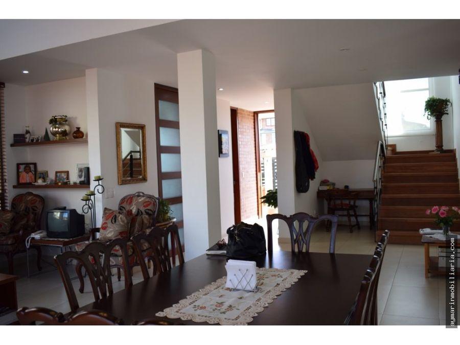 casa para la venta en cajica cundinamarca