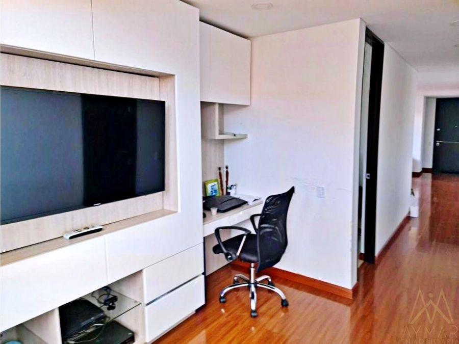 apartamento para la venta en bogota ciudad salitre