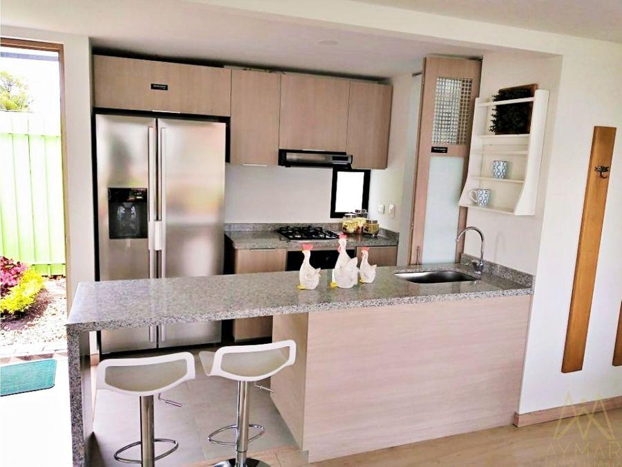 apartamento para la venta en san alejo cajica cundinamarca