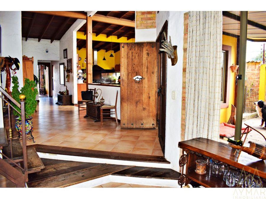 casa para la venta en vereda bojaca chia cundinamarca