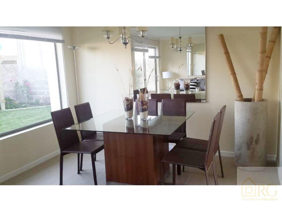 se vende hermosa casa mediterranea en penablanca zona residencial