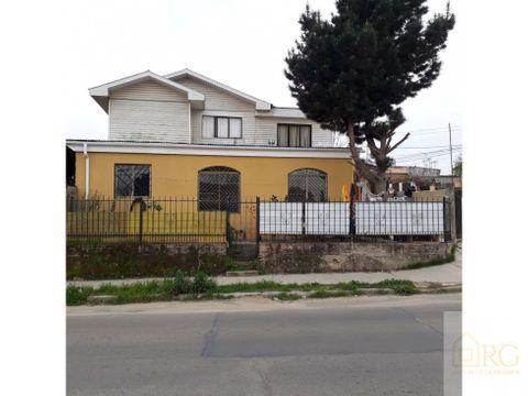 amplia casa quilpue