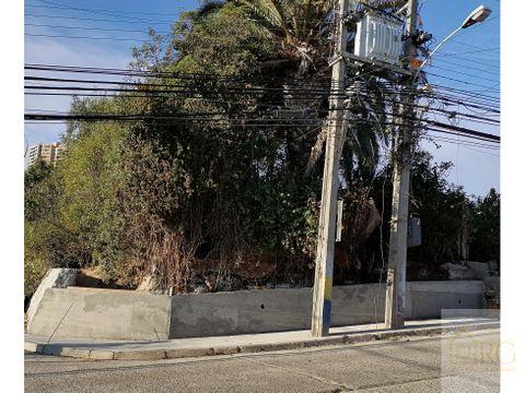 terreno en vina del mar se venden 400 m2 urbano