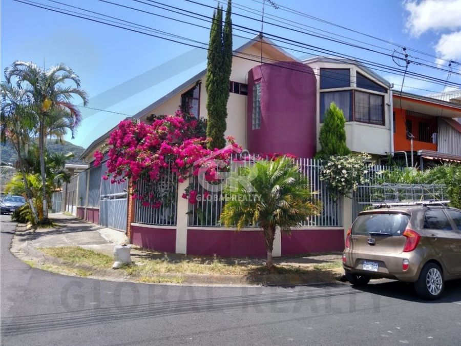 venta de casa residencial san lorenzo desamparados 2110